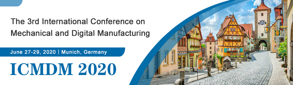 Official Website Of Icmdm 2014 2014 International Conference On Mechanical Design And Manufacturing Hong Kong